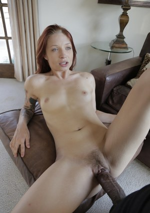 Hairy Pussy Black Cock