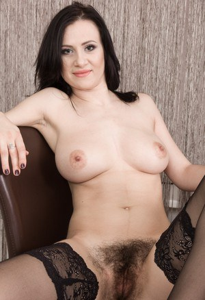 Stocking hairy porn