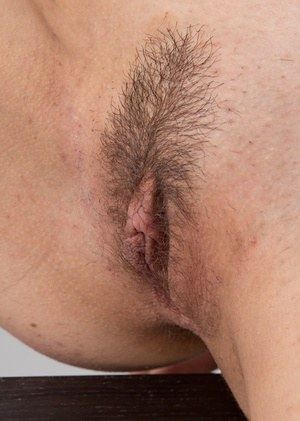 Trimmed Hairy Pussy