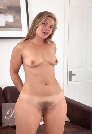 Saggy Tits Hairy Pussy